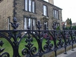 Collection Rochdale Cast Iron Gates and Cast Iron Railings