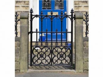Rochdale Cast Iron Gates and Cast Iron Railings Colwyn